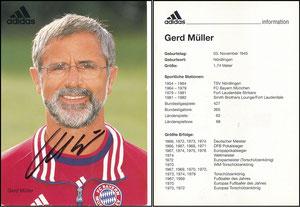 Müller, Gerd, 2000, Adidas
