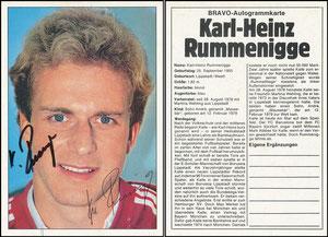 Rummenigge, 1980, Bravo