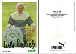 Lattek, 1986, Puma, OHNE Beschriftung am rechten Rand