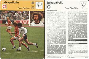 'Breitner', Finnland, 1980, 90-2144