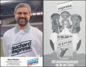 Müller, Gerd, 2000, Suchard Express