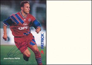 Papin, 1995, Patrick, Motiv 2
