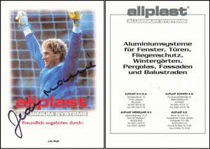Pfaff, 1990er, Aliplast, deutsche Version