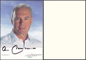 Beckenbauer, 2004, Fifa, Organisationskommittee