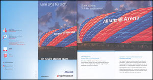 Hypovereinsbank, 2018, Klappflyer, mit Allianz