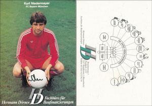 Niedermayer, 1980, Hermann Dörner, Rückseite nach links