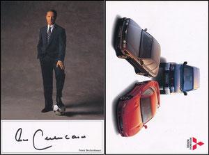 Beckenbauer, 1992, Mitzubishi, Motiv 2