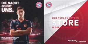 FanShop, 2019, CL-Trikot, FC Bayern-Store