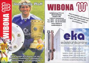 Pfaff, 2005, Wibona