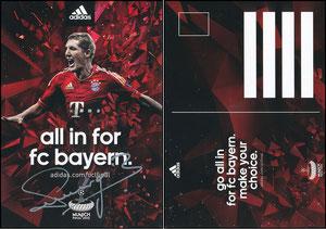 Schweinsteiger, 2012, Adidas, CL-Finale München