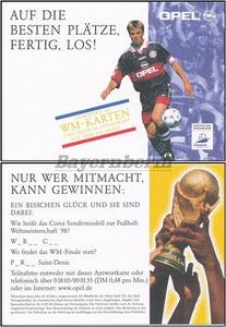 Helmer, 1999, Opel