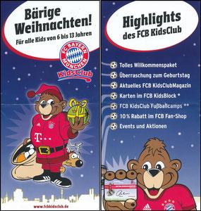 Berni, KidsClub 2015, Weihnachten