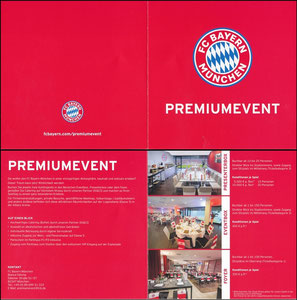 Allianz Arena, 2017, Premium-Event