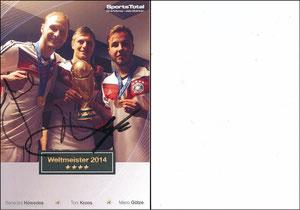DFB, 2014, SportsTotal (mit Götze)