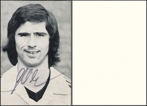 Müller, Gerd, 1974, Spielerkarte