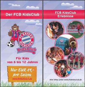 Berni, KidsClub 2014