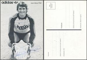 Pfaff, 1984, Adidas