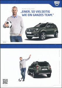 Scholl, 2017, Dacia, A5