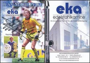 Pfaff, 2000er, eka Edelstahlkamine, Version 1