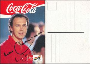 Beckenbauer, 1988, CocaCola EM 1988