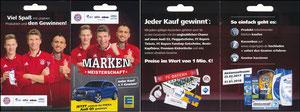 P&G, 2017, 05'2017, 'siegertypen.de', Edeka, Klappkarte