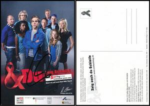 Lahm, 2009, Welt-Aids-Tag
