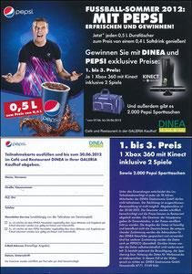 Podolski, 2012, Pepsi