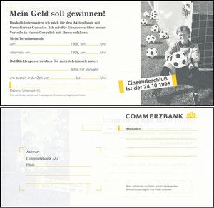 Maier, 1998, Commerzbank