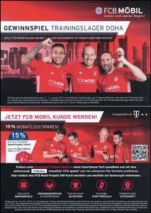 Bayern München, 2016, 12'2016, FCB Mobil 'Doha'