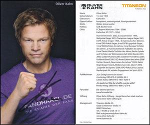 Kahn, 2013, Titaneum 'Fan-Orakel'
