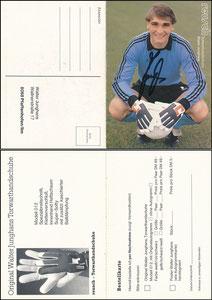 Junghans, 1979, Reusch, Klappkarte