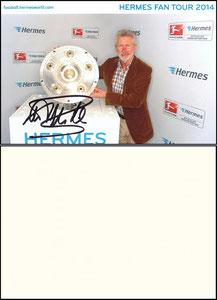 Breitner, 2014, Hermes Fan-Tour, Promo-Foto