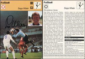 'Maier', Deutschland, 1977, 17033 13-24