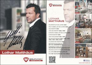 Matthäus, 2014, Möbel-Wolf