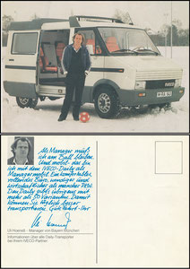 Hoeneß, 1979, Iveco Daily