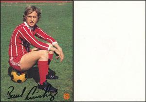 Dürnberger, 1974, Sigloch, Rückseite  blanko