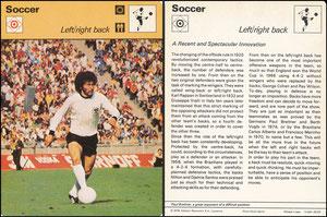 'Der Außenverteidiger', USA, 1978, 13064 28-03