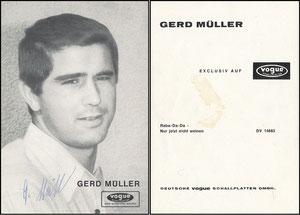 Müller, Gerd, 1967, Vogue