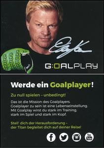 Kahn, 2016, Goalplay