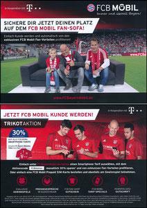 Bayern München, 2017, 02'2017, FCB Mobil 'Lehmann auf Sofa', 30% Rabatt