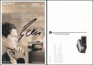 Ballack, 2006, Sony 'Ballack's Favourite 13', Karte 5