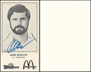 Müller, Gerd, 1979, Fort Lauderdale Strikers