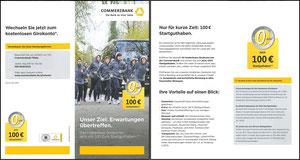 DFB, 2016, Commerzbank 'Kontowechsel', Dank an SF Robert