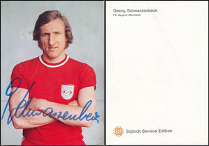 Schwarzenbeck, 1975, Sigloch