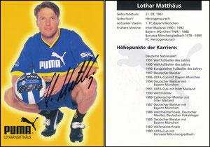 Matthäus, 1997, Puma