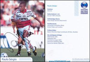 Sergio, 2006, Stars4Kids