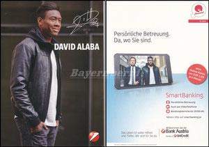 Alaba, 2014, Bank of Austria
