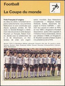 Booklet, Frankreich