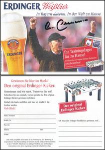Beckenbauer, 2005, Erdinger