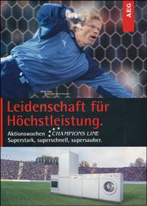 Kahn, 2001, AEG 'Champions Line', A4